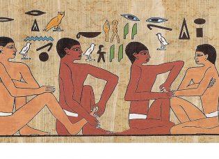 The History Of Reflexology