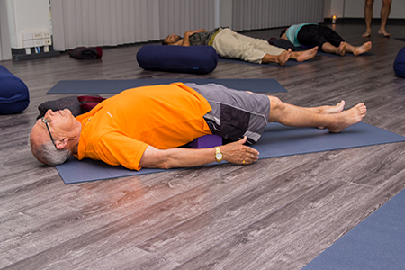 yoga  thrive wellness center
