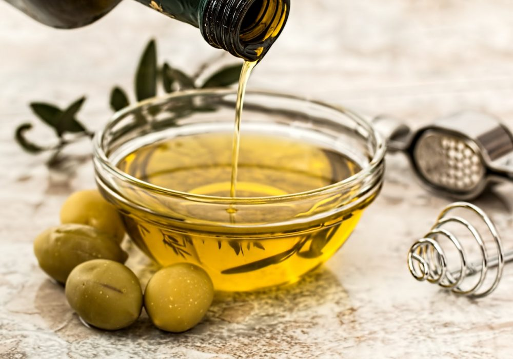 What type of oil is best for cooking?